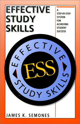 9780030537936: Effective Study Skills: Step-by-Step System to Achieve Student Success