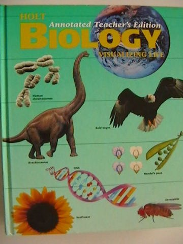 Holt Biology Grade 7 12 By Peter H Raven George B Johnson