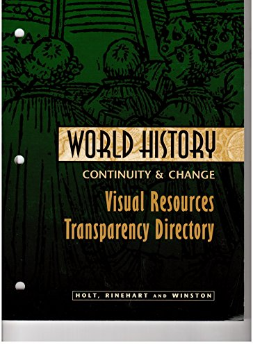 9780030538322: Visual Res Oht Directory 1999