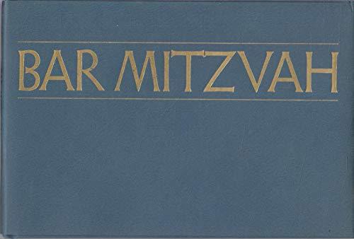 9780030538612: Bar Mitzvah