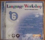 9780030539374: Language Workshop Interactive Media Software CD-ROM Grade 6
