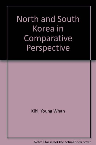 9780030539510: North and South Korea in Comparative Perspective