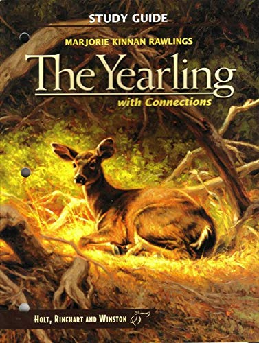 9780030540325: Sg the Yearling W/Conn