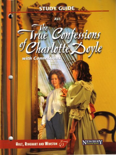 9780030540691: Title: The True Confessions of Charlotte Doyle With Conne