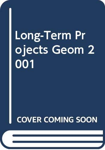 9780030543234: Holt Geometry: Long-Term Projects