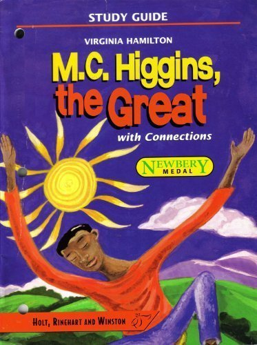 9780030543531: M. C. Higgins, the Great Study Guide with Connections