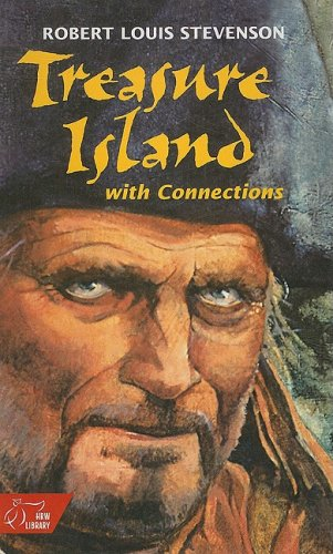 9780030544637: Treasure Island: with Connections (HRW Library)