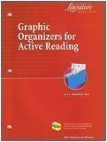 9780030545665: Graphic Organizers for Active Reading with Answer Key (Elements of Literature, Second Course)