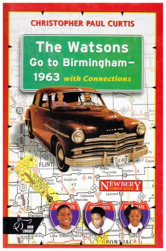 9780030547898: HRW Library: Individual Leveled Reader The Watsons Go to Birmingham