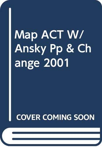 9780030548727: People, Places and Change: Map Activities with Answer Key