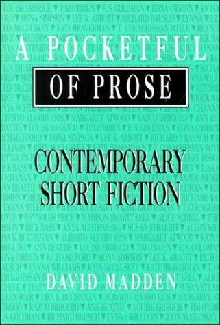9780030549342: Pocketful of Prose: Contemporary Short Fiction