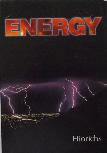 9780030549540: Energy (Saunders Golden Sunburst Series)