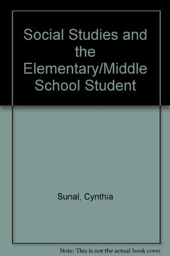 9780030550423: Social Studies and the Elementary/Middle School Student