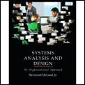 9780030551543: Systems Analysis and Design: An Organizational Approach (Dryden Press series in information systems)