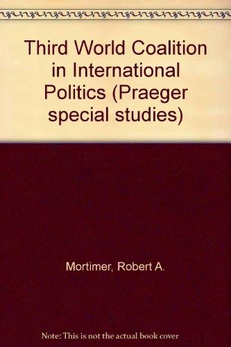 9780030552861: Third World Coalition in International Politics
