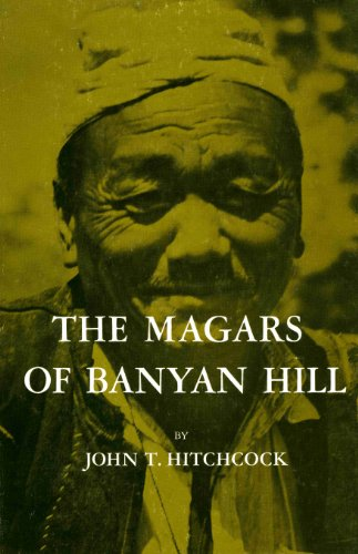 9780030553059: Magars of Banyan Hill (Case Study in Cultural Anthropology)