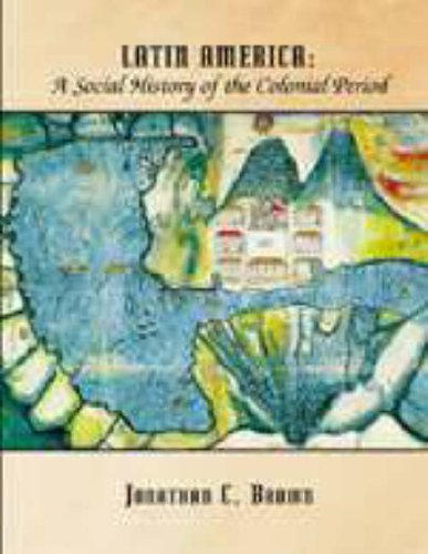 9780030553875: Latin America: A Social History of the Colonial Period