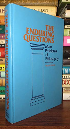 9780030554063: Enduring Questions: Main Problems of Philosophy