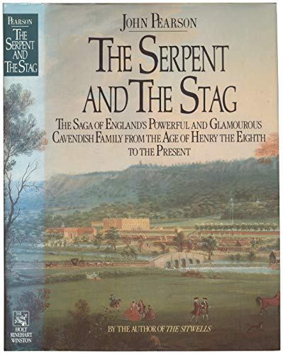 9780030554315: The Serpent and the Stag