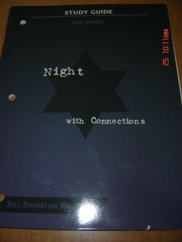 9780030554322: Sg Night W\Conn (1999 publication)