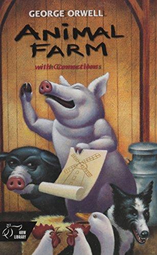 9780030554346: Hrw Library: Individual Leveled Reader Animal Farm