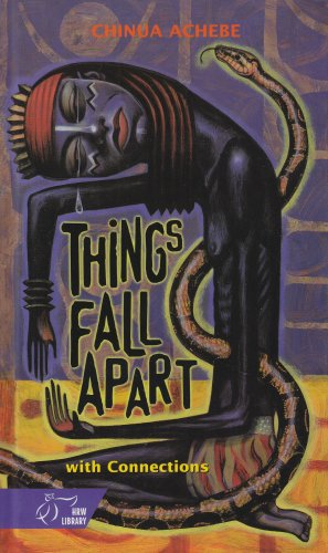 things fall apart by chinu achebe Things fall apart follows the life of okonkwo, who is the main character in the novel the authors' main aim in writing the novel is to cut a.