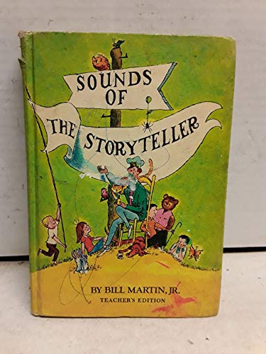 Sounds of the Storyteller: Bill, Jr. Martin