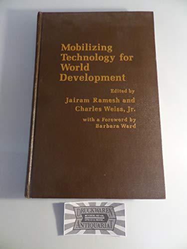 9780030554568: Mobilizing Technology for World Development