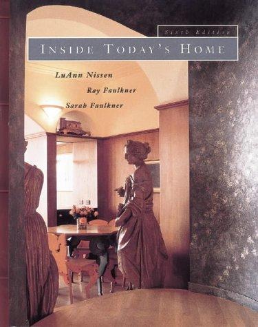 Inside Today's Home: Nissen, Luann, Faulkner,