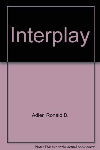 9780030554940: Interplay