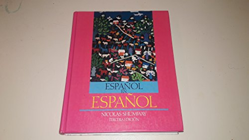 9780030555893: Espanol En Espanol