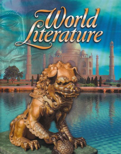 9780030556173: World Literature: Student Edition 2001