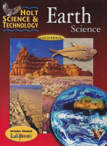 9780030556678: Holt Earth Science California Edition