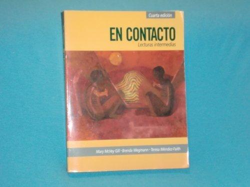 9780030558177: En Contacto: Lecturas Intermedias (Spanish Edition)