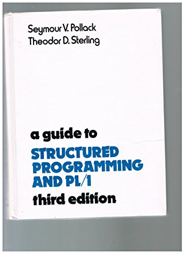 9780030558214: A Guide to PL/1