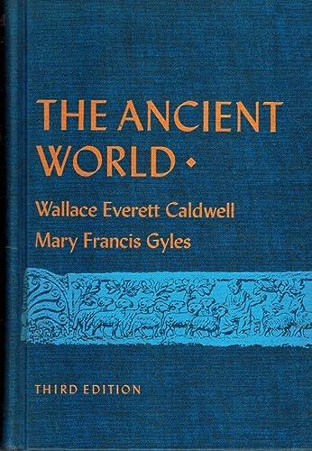 Ancient World: W. E. Caldwell,