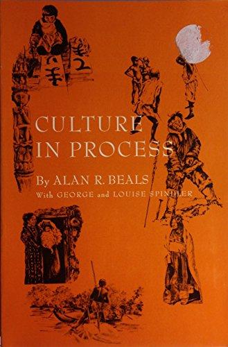 9780030559457: Culture in Process
