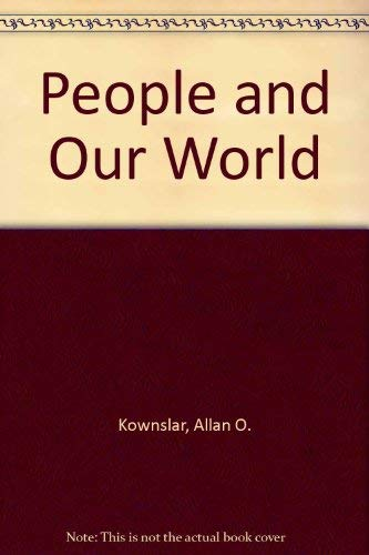 9780030560118: People and Our World