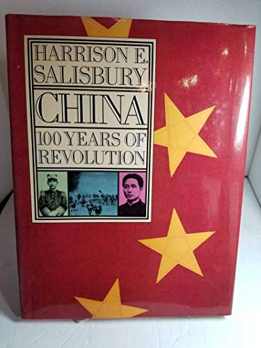 9780030560736: China: 100 Years of Revolution