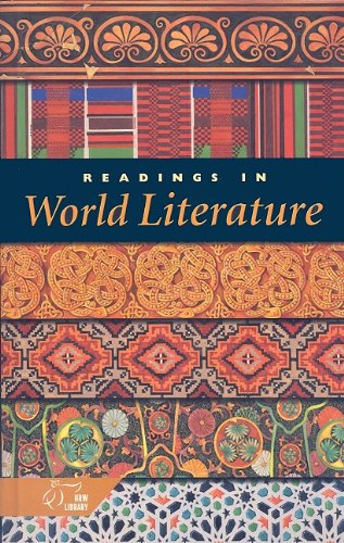 9780030564642: Holt McDougal Library, High School with Connections: Individual Reader Reading in World Literature (Anthology)