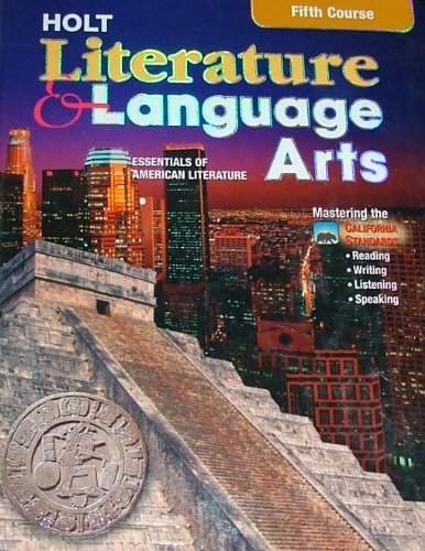 9780030564970: Holt Literature and Language Arts California: Student Edition Grade 11 2003