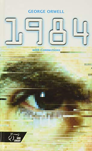 1984 With Connections: With Connections (Hrw Library): George Orwell