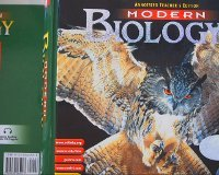 9780030565427: Modern Biology, Annotated Teacher's Edition