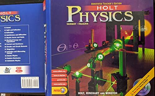 9780030565465: Holt Physics