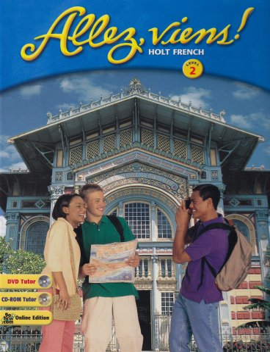 Allez, viens!: Student Edition Level 2 2003: John DeMado
