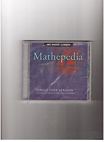 9780030566028: Mathepedia: Interactive Mathematics Encyclopedia
