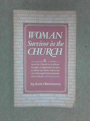 9780030566714: Woman: Survivor in the Church