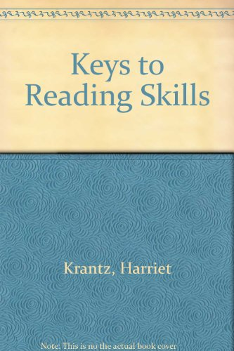 9780030566899: Keys to Reading Skills