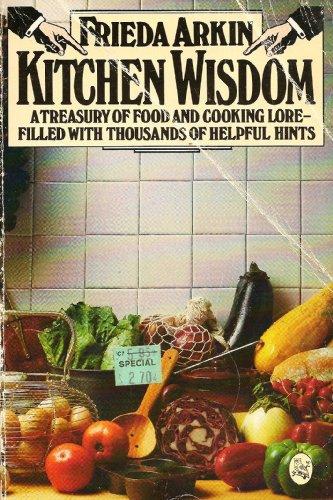 9780030567025: Kitchen Wisdom