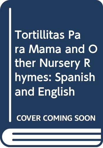 9780030567049: Tortillitas para mama and other nursery rhymes: Spanish and English